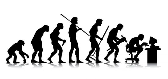 Evolutie man