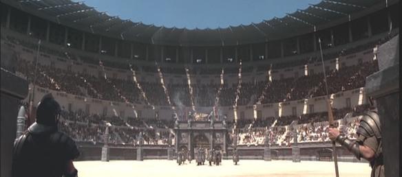 Betreed de arena 1