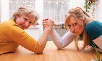 Schoondochter en schoonmoeders 2